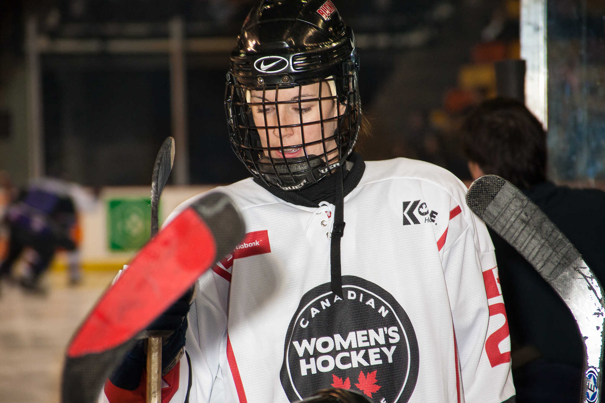 CWHL Player Returning to Game