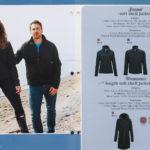 catalogue spread - coats