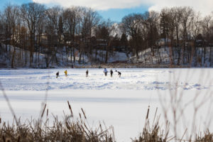 Rouge Park Ice Hockey