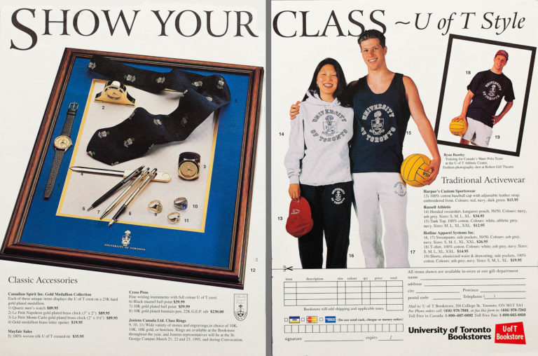 Print Ad - University of Toronto Magazine