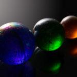 fine art image - marbles