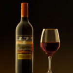 shot of conspiracy wine