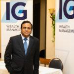 IG Wealth Management Executive Portrait