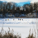 pond hockey rouge river