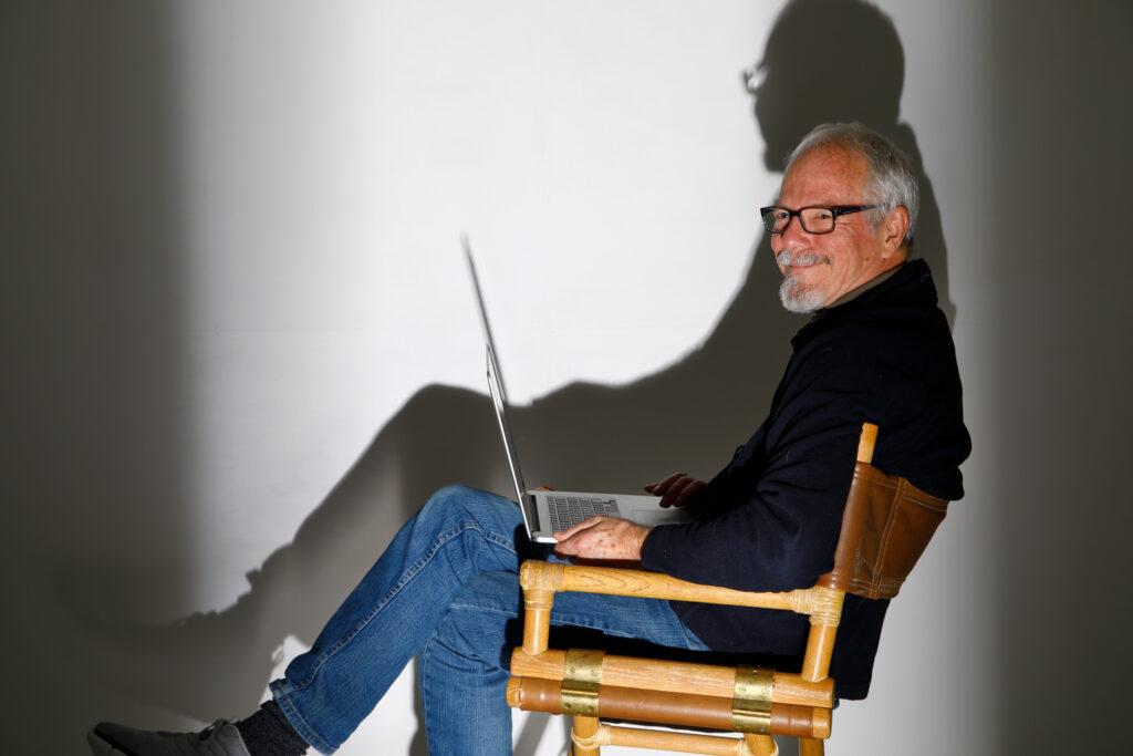Toronto Commercial Photographer Don Cooper Self-Portrait