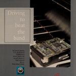 Fujitsu Canada Print Ad for Hardrives